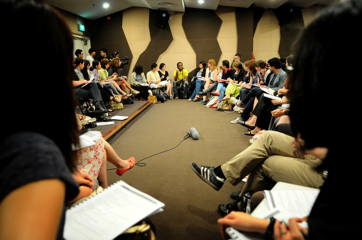 Atelier for Young Festival Managers in Singapure 2011