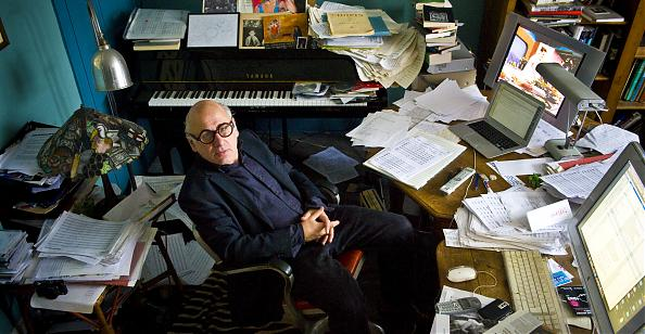 Michael Nyman / fot. Francesco Guidicini